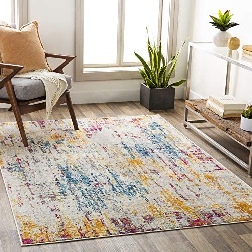 Artistic Weavers Hezel Multi Area Rug 7 10 X 10 Artistic Weavers In 2020 Yellow Area Rugs Area Rugs Area Rugs For Sale