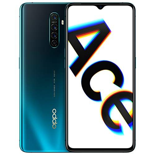 Original Oppo Reno Ace 4g Lte Mobile Phone 8g 256gb 65w Vooc 6 5 Amoled 90hz Screen Snapdrag Smartphone Reno Cell Phones For Sale