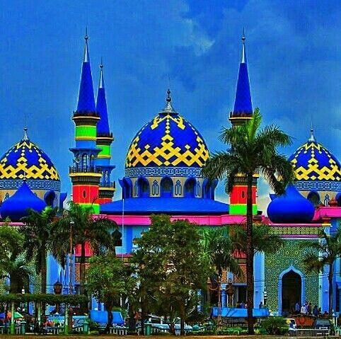 Masjid Agung Tuban Indonesia Instagram Indonesia Mesjid
