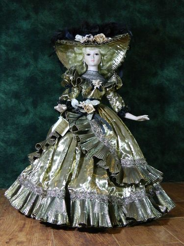 Madame Shiao Yen Dorcey Creations Signed Porcelain Doll Artist Proof 1 | eBay