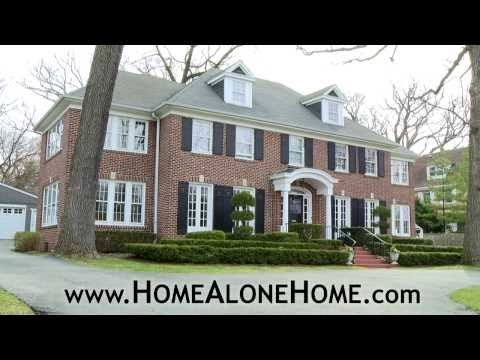 Inside the Home Alone Home - For Sale.. Listed by Coldwell Banker