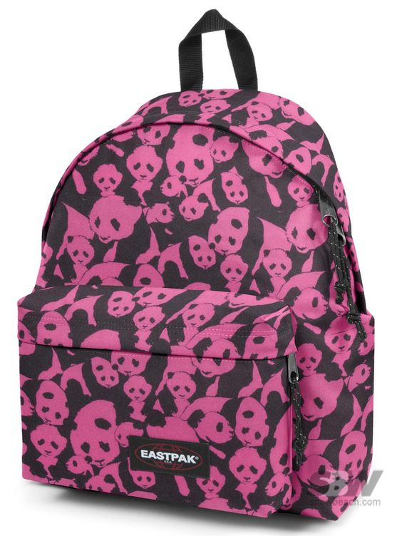 eastpak padded panda phobia 42 50 bags book bags pinterest phobias and pandas. Black Bedroom Furniture Sets. Home Design Ideas