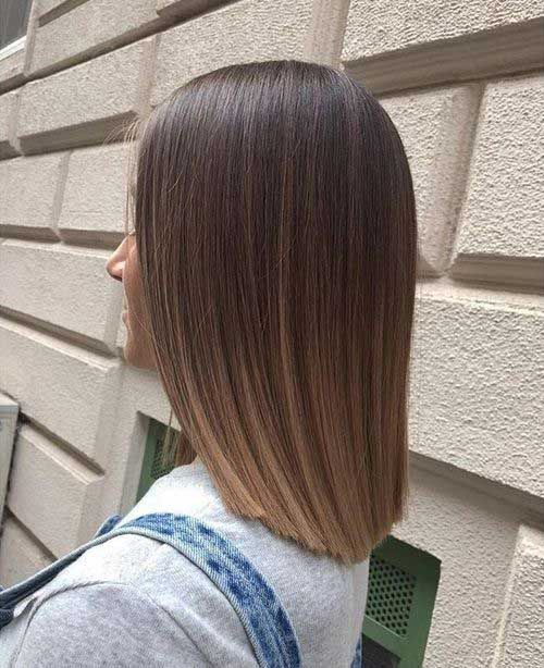 25 Awesome Straight Hairstyles For Women 2020 In 2020 Short