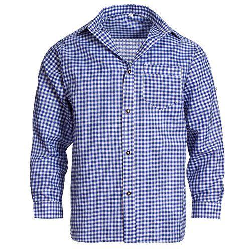 Trachtenhemd für Trachten Lederhosen Freizeit Hemd blau-k... https://www.amazon.de/dp/B01ILZD476/ref=cm_sw_r_pi_dp_SX2Ixb8FYYC99