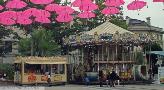 Los Pobres También Viajamos : Pau - Francia | A los pies de los Pirineos