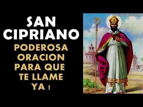 San Cipriano Poderosa Oración Para Que Te Llame Ya Y Piense En Tí Youtube Youtube Positive Energy My Tom