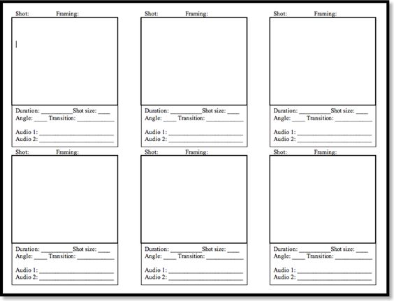 video production storyboards - Google Search Storyboard - sample script storyboard