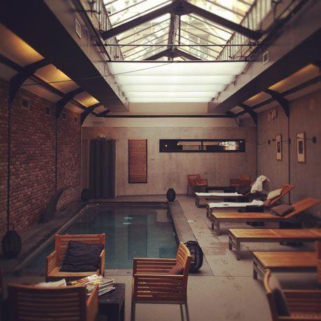 L'échappée Spa Urbain et Restaurant  64 rue de la Folie Méricourt  75011 Paris