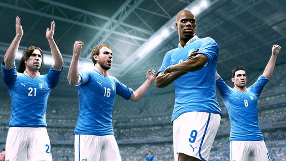 PES 2014 Achievements - Thegameover