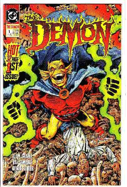 Demon (The) -1- The demon 1