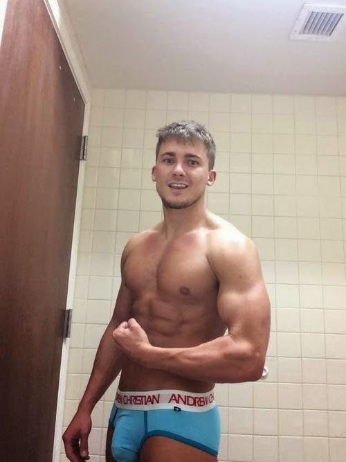 College Guys Bulge