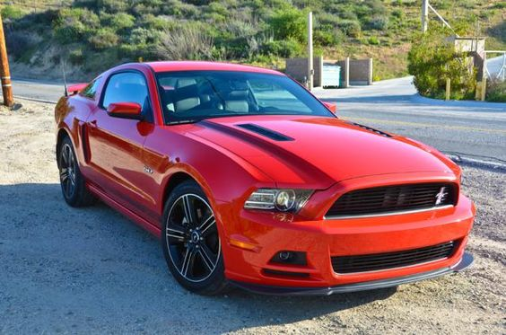Photo Gallery: 2013 GT/CS California Special Ford Mustang : Plenty of Visual Bang for the Buck