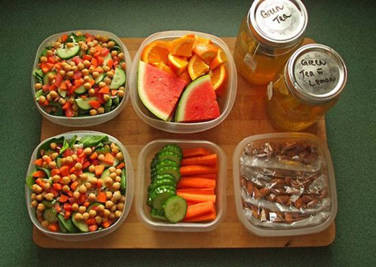 Te has apuntado al movimiento healthyfood comer sano en - Menus para llevar al trabajo ...