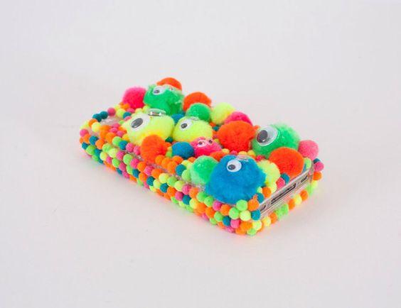 Fuzz ball phone