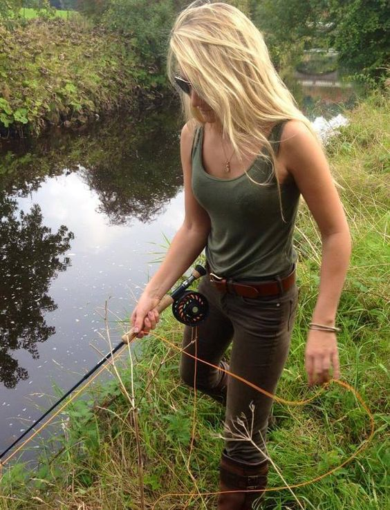 Pin On Fishing Outfit Fishing Outfit For Ladies Summer