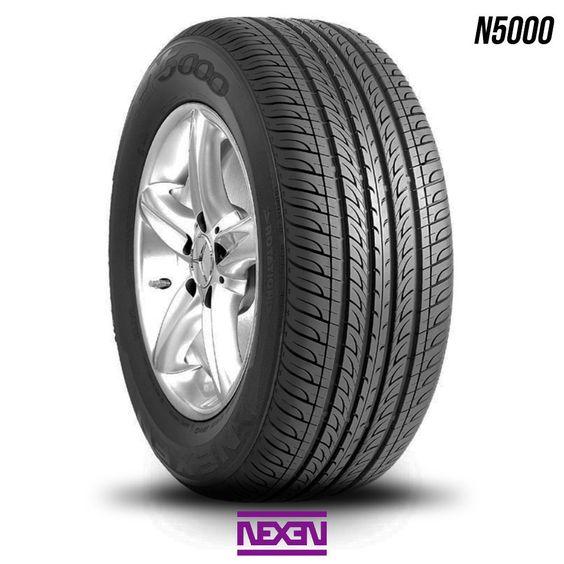 Nexen N5000 185/65R15 86H BW 185 65 15 1856515 60K Warranty