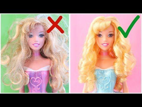Barbie Coiffure Panosundaki Pin