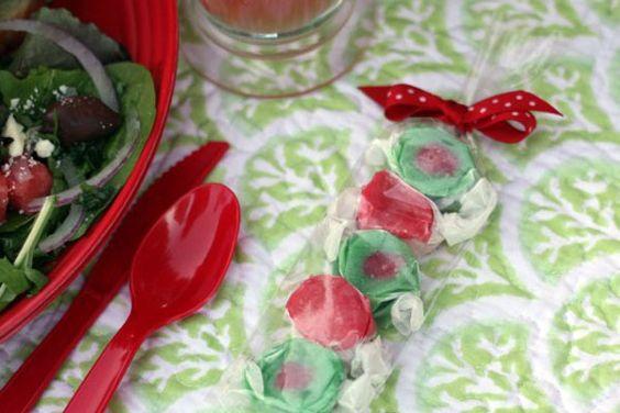 Watermelon Party Favors