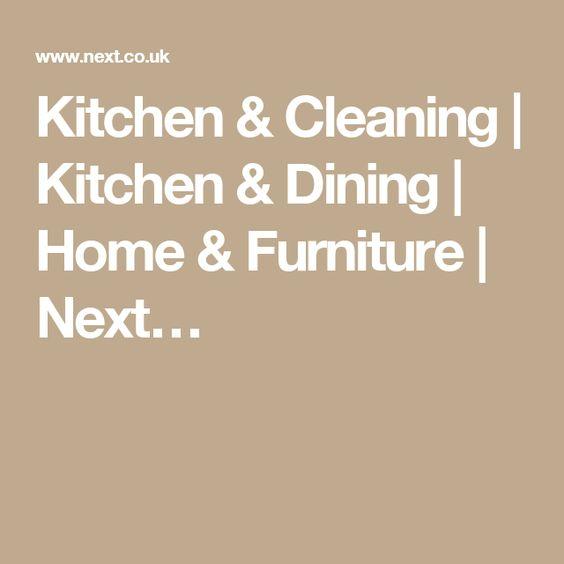 Kitchen & Cleaning | Kitchen & Dining | Home & Furniture | Next…