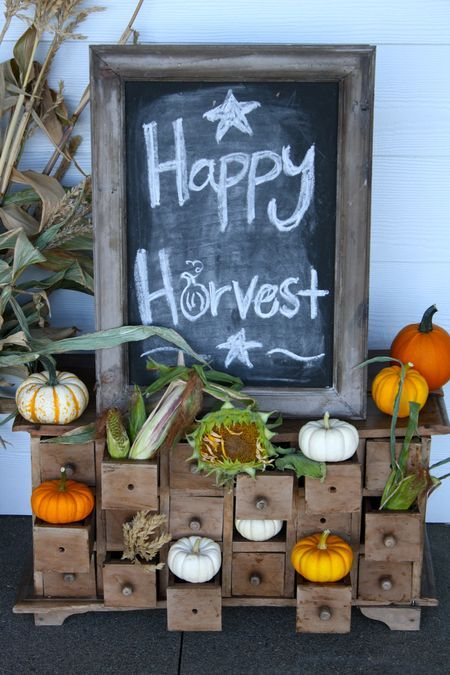 Happy Harvest: