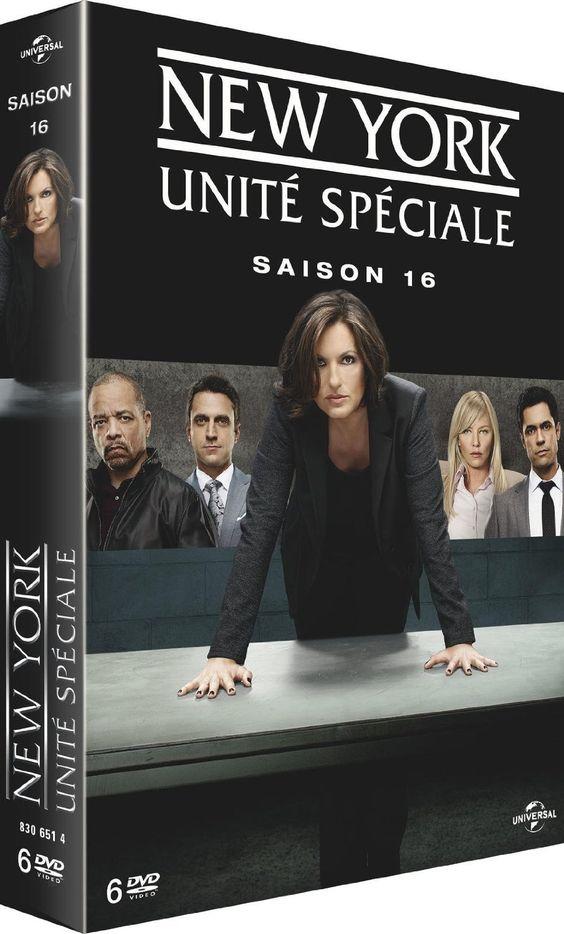 New York, unité spéciale - Saison 16: DVD & Blu-ray : Amazon.fr