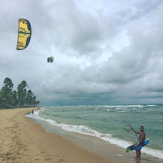 Pronto pra iniciar mais 1 semaninha !  #kite #kiterapia #lifestyle #fds by alexandre_winter
