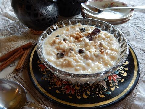 Arroz con Leche. Arroz con Leche Mexicano - YouTube