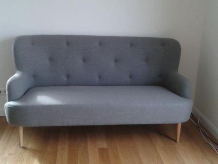 Neuwertiges Retro-Sofa (Wilbo, habitat, 1 von 2 Stück) in Nord - Hamburg Winterhude | eBay Kleinanzeigen