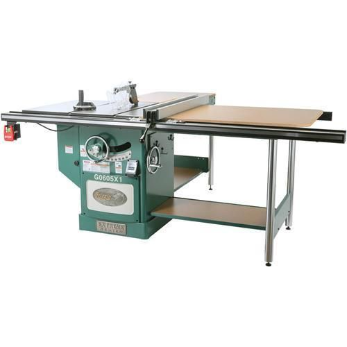 G0605x1 12 Extreme Table Saw 5hp Single Phase Grizzly Table Saw Best Circular Saw Table Saw Stand