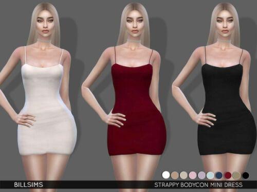 45+ Sims 4 mini dress info