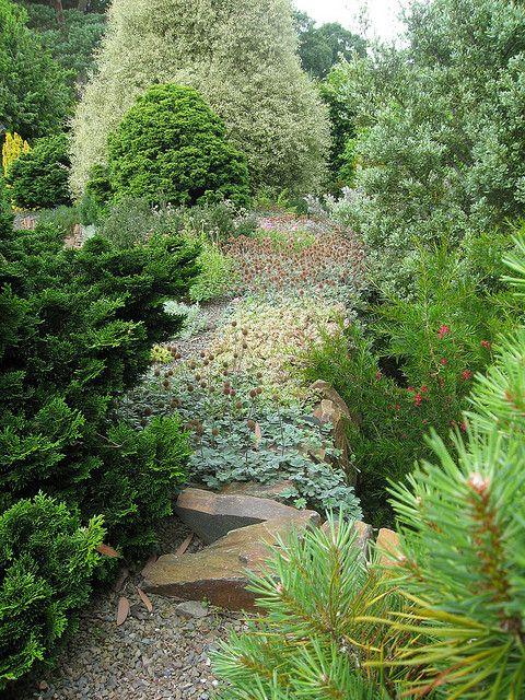 X. Rosemoor: 4d Stone Wall in the Folliage/Plantsman's Garden | Flickr - Photo Sharing!
