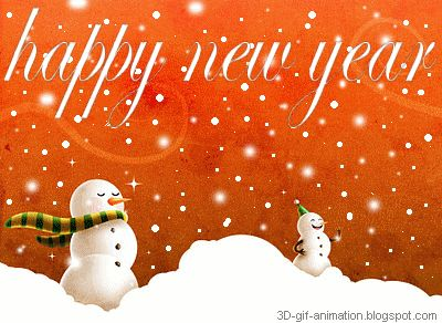 Animated Happy New Year Greetings | Happy New Year 2013 Greeting free e Cards holiday new year merry ...