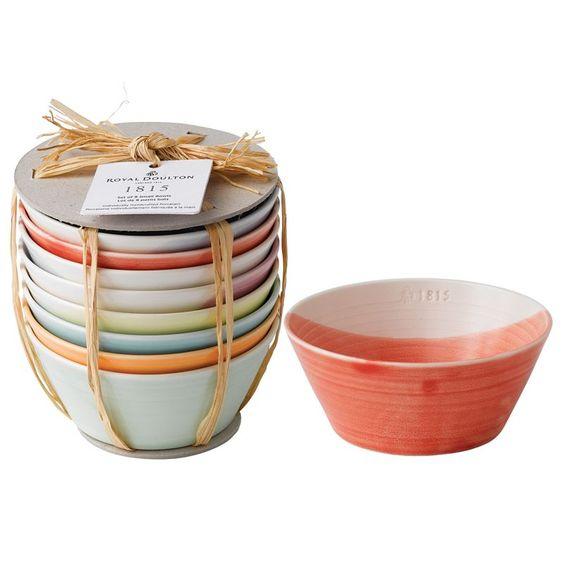Tapas Bowls / Royal Doulton