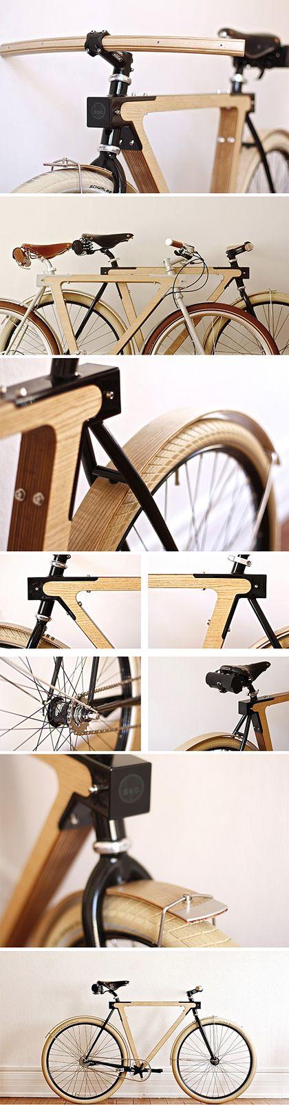 BSG : The WOOD.b Bike