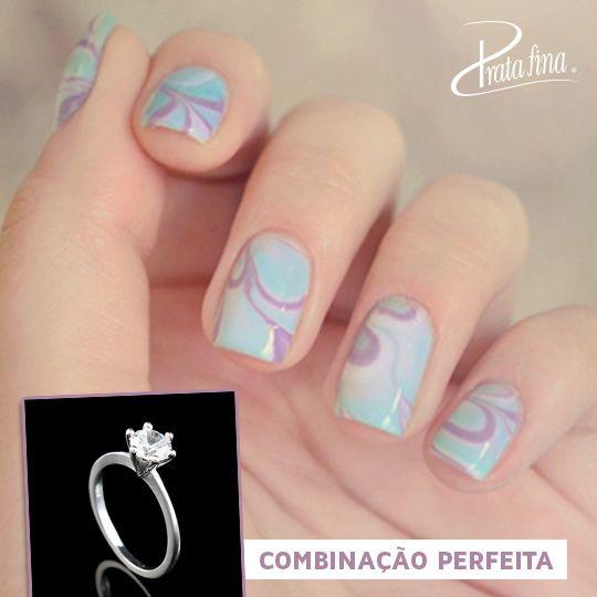 Pra quem gosta de cores discretas! #pratafina #colors