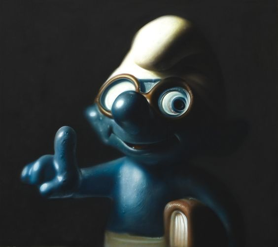 Kamalky Laureano - toy paintings