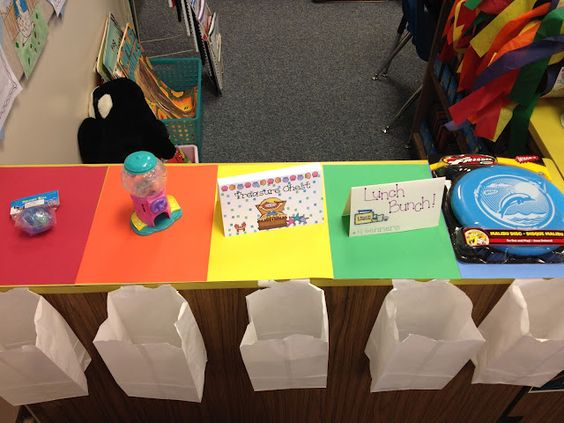 Classroom Raffle Ideas ~ Class raffle for management this is a great idea to