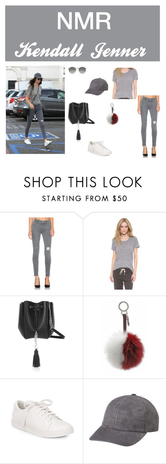 """""""Outfit #189"""" by nmr135 ❤ liked on Polyvore featuring Koral, Monrow, Yves Saint Laurent, Fendi, Kenneth Cole, Ray-Ban, kendalljenner and nmr"""
