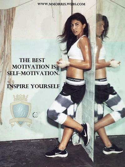 The Fashionista Bubble: Workout Motivation 7.0