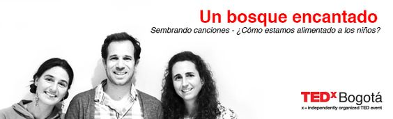Great set of speaker for TEDxBogota. Ideas worth spreading in how to make Colombia and the world a better place.