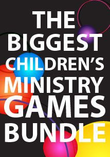 Childrens Ministry Games