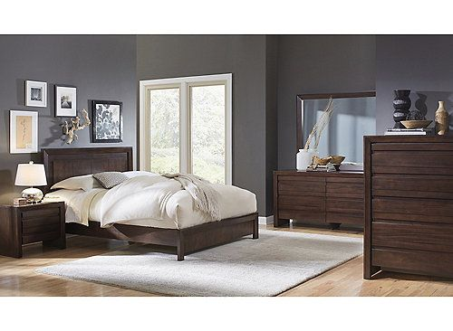 Wake Up With Structure With This Architecturally Designed Contemporary Collection Thick Mitre Jointed Outer P King Bedroom Sets Bedroom Set Bedroom Sets Queen
