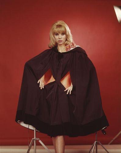 Mireille Darc. 1966