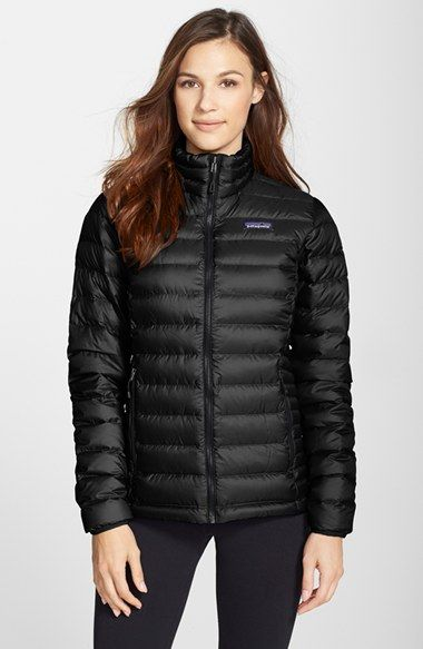 Patagonia Packable Down Sweater Jacket   Nordstrom