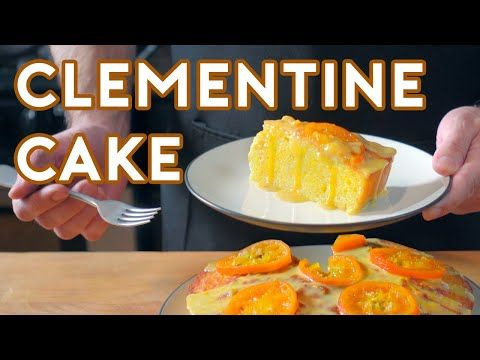 Walter Mitty Is Best Known For His Wild Imagination Profound Character Arc And Penchant For Pap Clementine Cake Life Of Walter Mitty Clementine Cake Recipe