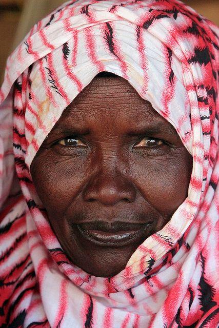 Somali woman:
