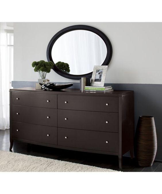 Colette 6-Drawer Dresser | Crate and Barrel