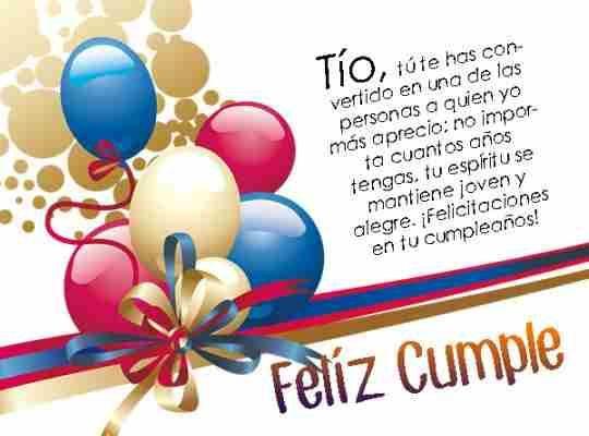 Deseos De Cumple Para Un Tío Querido Feliz Cumpleaños Tia Mensaje De Feliz Cumpleaños Feliz Cumpleaños Tía Querida