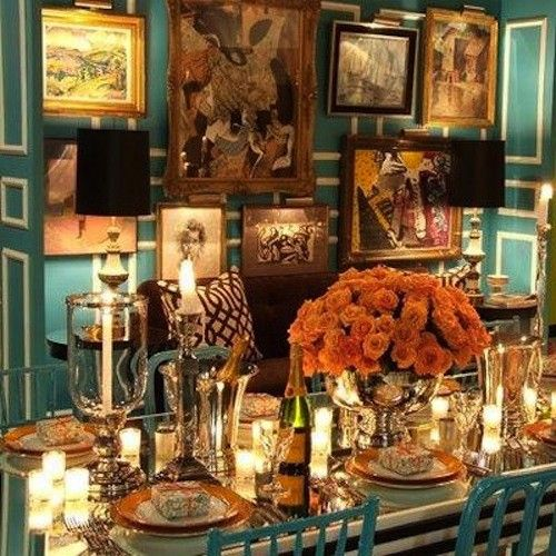 justcallmegrace:    my dinner party    ummm, EXQUISITE!!!