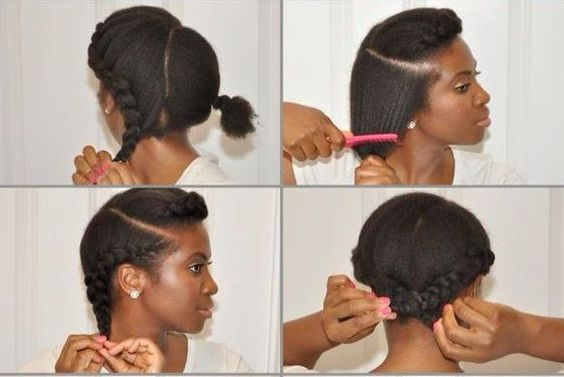 MCA vous a concocté le meilleur des tutos coiffures protectrices pour les nulles. Et vous explique toutes les étapes à suivre pour une couronne de tresses